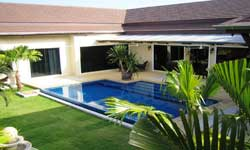 private pool villa for sale